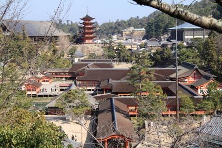 宮島(厳島神社)へのアクセス。